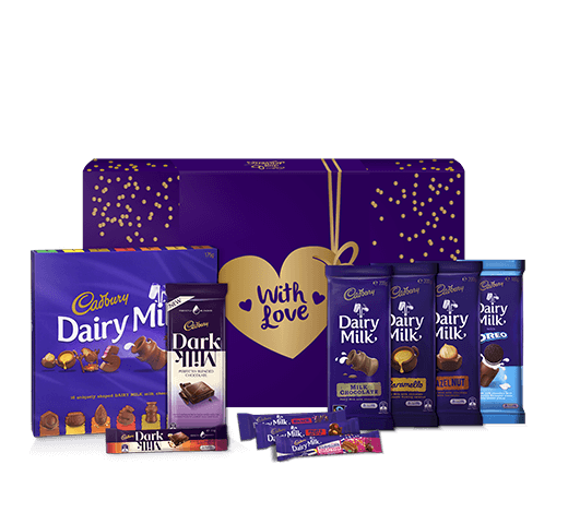 Cadbury Personalised Chocolate Australia